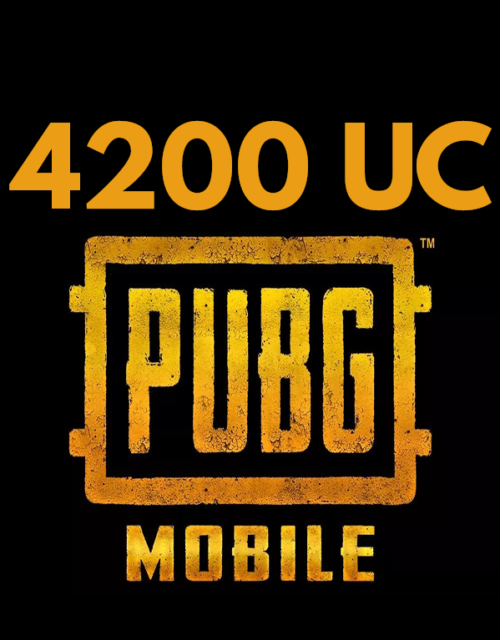 pubg mobile 4200 uc top up best price in pakistan