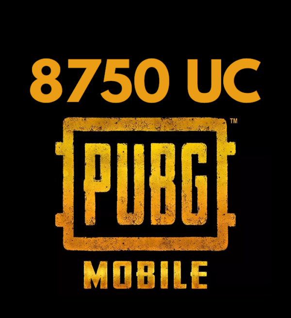 pubg mobile 8750 uc top up best price in pakistan