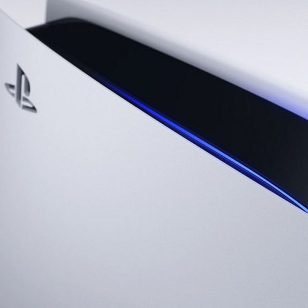 The brand new White Playstation 5