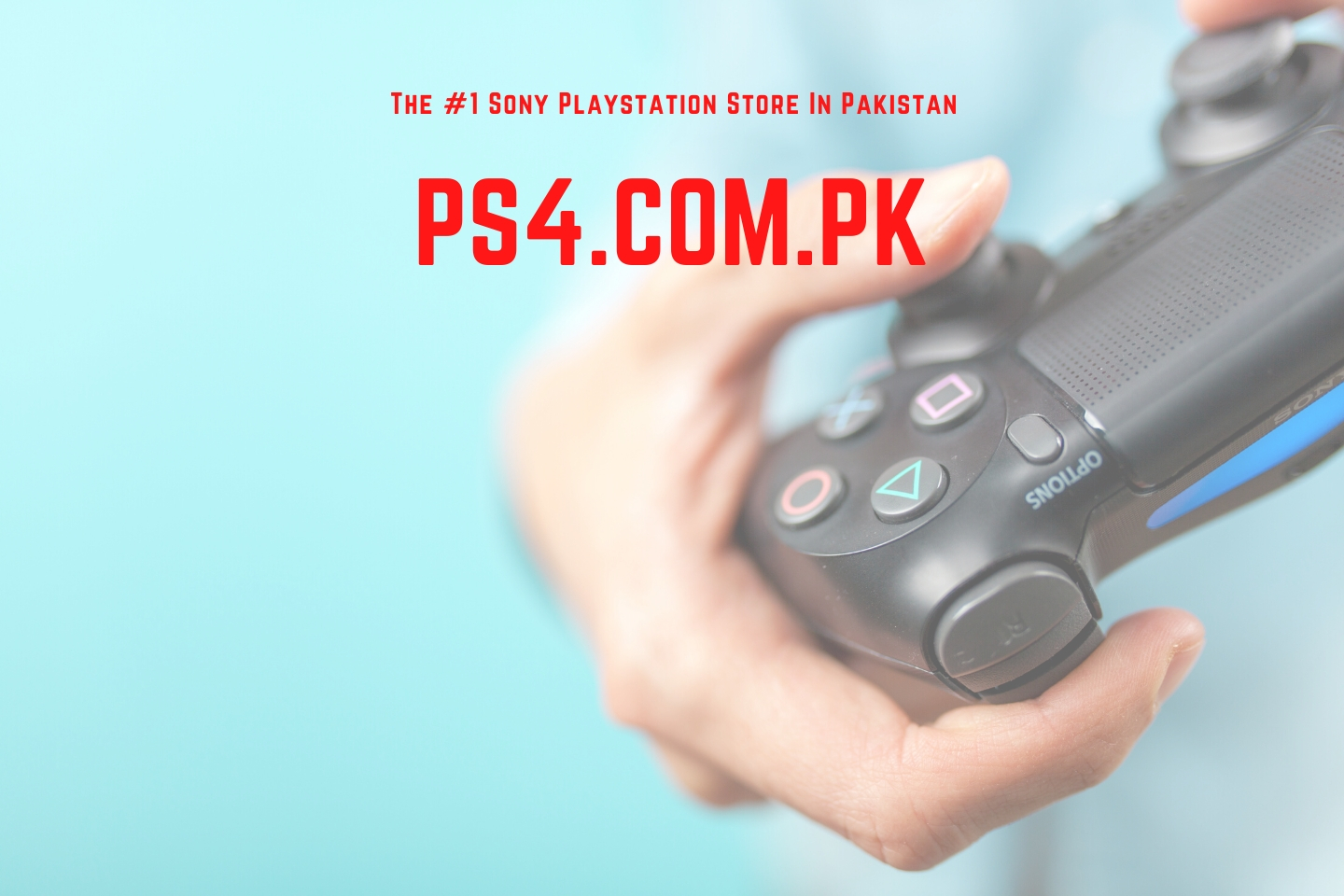 The Best Sony Playstation Store In Pakistan